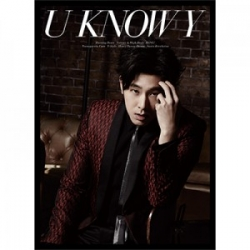 "[PRE-ORDER] YUNHO (TVXQ) - Japan Mini Album ""U KNOW Y"" (Limited Edition) (CD+DVD)"