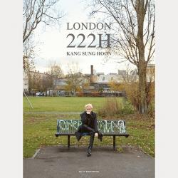 """[PRE-ORDER] KANG SUNG HOON - The 1st Photobook """"LONDON 222H KANG SUNG HOON"""" (B Ver.)"""