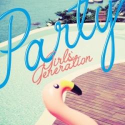 "[PRE-ORDER] Girls' Generation - Single Album ""Party"""