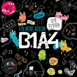 "[PRE-ORDER] B1A4 - 4th Mini Album ""이게 무슨 일이야"""