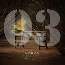"[PRE-ORDER] URBAN ZAKAPA - 3rd Album ""03"" (LP Album)"