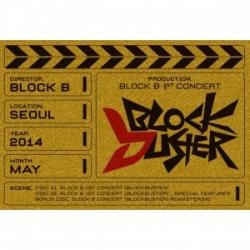 "[PRE-ORDER] Block B - BLOCK B 1st CONCERT ""BLOCKBUSTER LIVE"" (DVD)"
