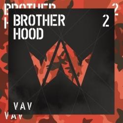 """[PRE-ORDER] VAV - 2nd Mini Album """"BROTHERHOOD"""""""