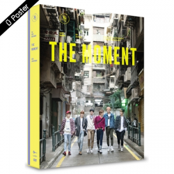 """[PRE-ORDER] JBJ - 1st Photobook """"THE MOMENT"""" (Limited Edition)"""