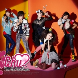 "[PRE-ORDER] f(x) - 1st Single Album ""Chu~&#x2661"""