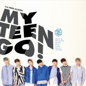 """[PRE-ORDER] MYTEEN - 1st Mini Album """"MYTEEN GO!"""""""
