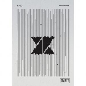 "[PRE-ORDER] KNK - 2nd Single Album ""GRAVITY"""