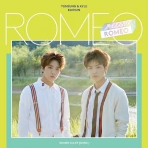 """[PRE-ORDER] ROMEO - 3rd Mini Album """"MIRO"""" (Yunsung & Kyle Edition)"""