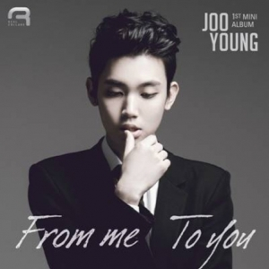 """[PRE-ORDER] JOO YOUNG - 1st Mini Album """"FROM ME TO YOU"""""""