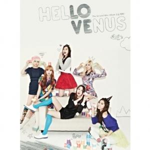 "[PRE-ORDER] HELLOVENUS - 2nd Mini Album ""오늘 뭐해"""