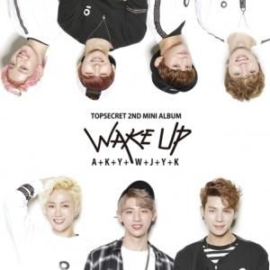 """[PRE-ORDER] TST (TOPSECRET) - 2nd Mini Album """"WAKE UP"""""""