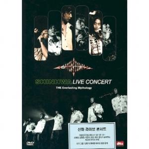 "[PRE-ORDER] SHINHWA - 2003 2nd LIVE CONCERT ""The Everlasting Mythology"" (DVD)"