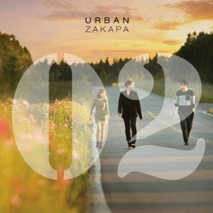 "[PRE-ORDER] URBAN ZAKAPA - 2nd Album ""02"""
