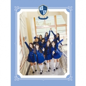 "[PRE-ORDER] FROMIS_9 - 1st Mini Album ""TO. HEART"" (Blue ver.)"