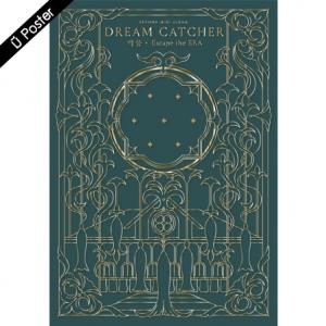 """[PRE-ORDER] DREAM CATCHER - 2nd Mini Album """"악몽-ESCAPE THE ERA"""" (OUTSIDE VER.)"""