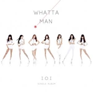 "[PRE-ORDER] I.O.I - 1st Single Album ""Whatta Man"""