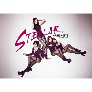 "[PRE-ORDER] Stellar - 1st Mini Album ""Marionette"""