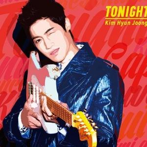 "[PRE-ORDER] KIM HYUN JOONG - Japan Album ""TONIGHT"" (DVD Limited Edition | Type B)"