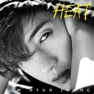 "[PRE-ORDER] KIM HYUN JOONG - Japan Album ""Heat"" (DVD Limited Edition | Type A)"