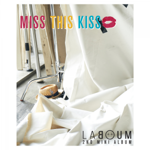 "[PRE-ORDER] LABOUM - 2nd Mini Album ""MISS THIS KISS"""