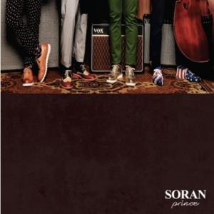"[PRE-ORDER] SORAN - 2nd Album ""PRINCE"""