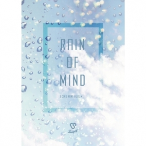 "[PRE-ORDER] SNUPER - 3rd Mini Album ""RAIN OF MIND"""