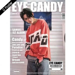 "[PRE-ORDER] SAMUEL - 1st Album ""EYE CANDY"""