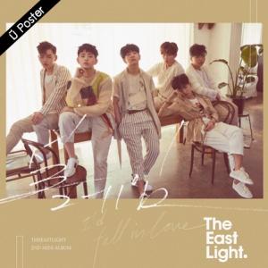 "[PRE-ORDER] THE EASTLIGHT. - 2nd Mini Album ""I'd FALL IN LOVE"""