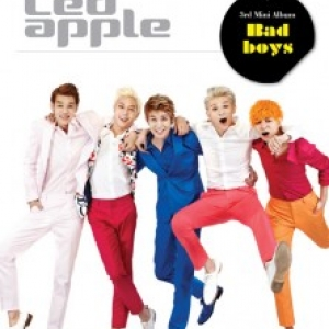 "[PRE-ORDER] Led Apple - 3rd Mini Album ""Bad Boys"""