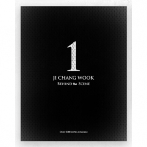 "[PRE-ORDER] JI CHANG WOOK - JCW ""BEHIND THE SCENE"" PHOTO BOOK"