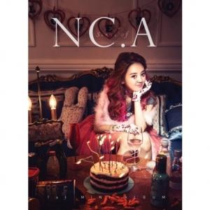 """[PRE-ORDER] NC.A - 1st Mini Album """"SCENT OF NC.A"""""""