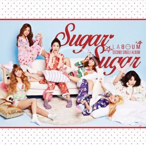 "[PRE-ORDER] Laboum - 2nd Single Album ""Sugar Sugar"""