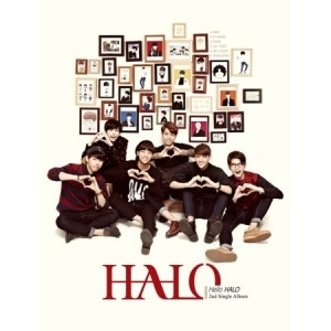 "[PRE-ORDER] HALO - 2nd Single Album ""HELLO HALO"""