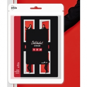 "[PRE-ORDER] DAL SHABET - 10th Mini Album ""FRI. SAT. SUN"" (Kihno Album)"