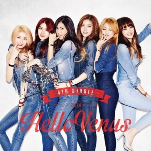 "[PRE-ORDER] HELLOVENUS - 4th Mini Album ""끈적끈적"""