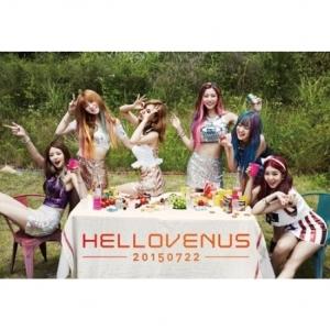 "[PRE-ORDER] HELLOVENUS - 5th Mini Album ""난 예술이야"""