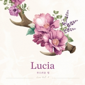 "[PRE-ORDER] LUCIA - 1st Live Album ""부드러운 힘"" (2CD)"