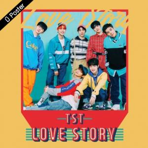 """[PRE-ORDER] TST (TOPSECRET) - 1st Single Album """"LOVE STORY"""""""