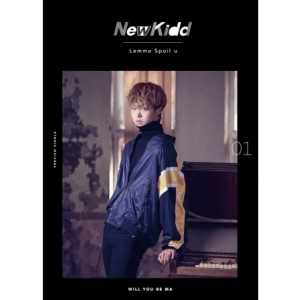 "[PRE-ORDER] NNewkidd - 1st Single Album ""Lemme spoil u (WILL YOU BE MA)"""
