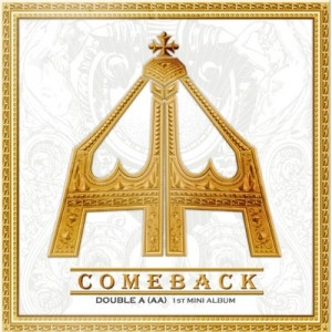 """[PRE-ORDER] AA - 1st Mini Album """"Come Back"""""""