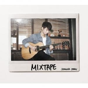"""[PRE-ORDER] JUNG SUNG HA - 7th Album """"MIXTAPE"""""""
