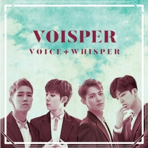 "[PRE-ORDER] VOISPER - 1st Mini Album ""VOICE + WHISPER"""