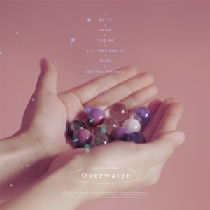 "[PRE-ORDER] LEE NA RAE - 1st Mini Album ""OVERWATER"""