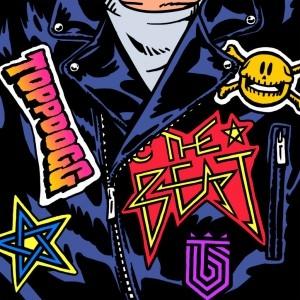"""[PRE-ORDER] ToppDogg - 4th Mini Album """"THE BEAT"""""""
