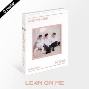 """[PRE-ORDER] WANNA ONE - Special Album """"1÷Χ=1 (UNDIVIDED)"""" (LEAN ON ME VER.)"""