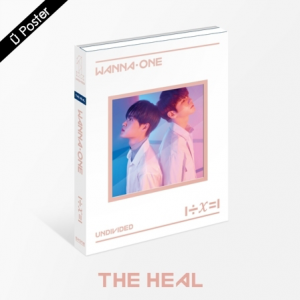 """[PRE-ORDER] WANNA ONE - Special Album """"1÷Χ=1 (UNDIVIDED)"""" (THE HEAL VER.)"""