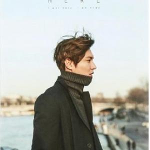 [PRE-ORDER] Lee Min Ho - HERE PHOTOBOOK