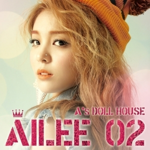 "[PRE-ORDER] AILEE - 2nd Mini Album ""A'S DOLL HOUSE AILEE 02"""