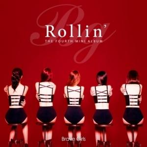 """[PRE-ORDER] BRAVE GIRLS - 4th Mini Album """"ROLLIN'"""""""