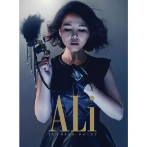 "[PRE-ORDER] ALI - 3rd Mini Album ""TURNING POINT"""